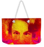 The Most Beautiful Thing Weekender Tote Bag