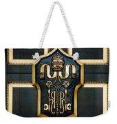 The Most Elegant Door Weekender Tote Bag