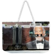 The Most Interesting Man In The World Weekender Tote Bag