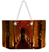 The Most Romantic Place Of Istanbul Weekender Tote Bag