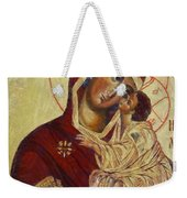 The Mother Of God -the Don Icon Weekender Tote Bag