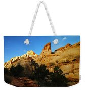 The Mountains Of Capital Reef   Weekender Tote Bag