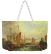 The Mouth Of The Yare, 1821 Weekender Tote Bag