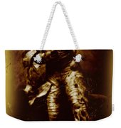 The Mummy Document Weekender Tote Bag by John Malone