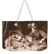 The Murder Of The Princes In The Tower Weekender Tote Bag