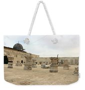 The Museum At Dome Of The Rock Weekender Tote Bag