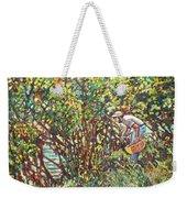 The Mushroom Picker Weekender Tote Bag