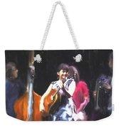 The Music Of Norah Jones Weekender Tote Bag
