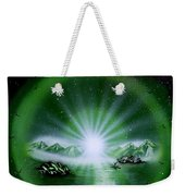 The Music Of The Universe Weekender Tote Bag