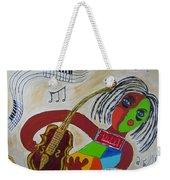 The Music Practitioner Weekender Tote Bag