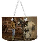 The Mustang Whisperer Weekender Tote Bag