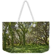 The Mysterious Forest - The Magical Trees Of The Los Osos Oak Reserve. Weekender Tote Bag