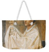 The Mystery Of Faith Weekender Tote Bag