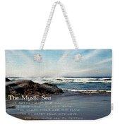 The Mystic Sea Weekender Tote Bag