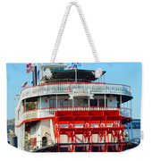 The Natchez 1 Weekender Tote Bag