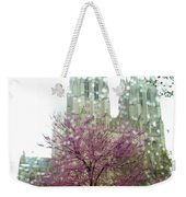 The National Cathedral  Weekender Tote Bag