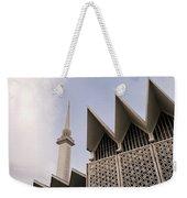 The National Mosque Kuala Lumpur Weekender Tote Bag