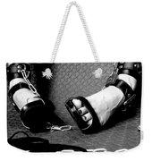 The Naughty Corner Weekender Tote Bag