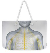 The Nervous System Child Weekender Tote Bag