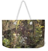 The Net Weekender Tote Bag