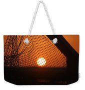 The Netted Sun Weekender Tote Bag