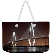 The New Cooper River Bridge Weekender Tote Bag