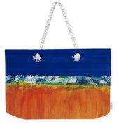 The Next Big Wave Weekender Tote Bag