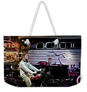 The Nifty Fifties Weekender Tote Bag by Bill Cannon
