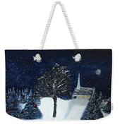 The Night Before Christmas Weekender Tote Bag