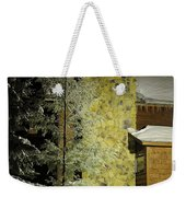 The Night Light Weekender Tote Bag by Lois Bryan