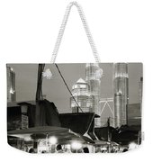 The Night Market Weekender Tote Bag