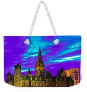 The Night Of The Thousand Spells Weekender Tote Bag