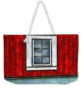 The Night Window Weekender Tote Bag