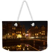 The Nine Streets Amsterdam Weekender Tote Bag