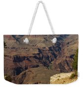 The Nooks And Cranies Of The Grand Canyon Weekender Tote Bag