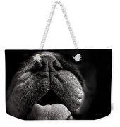 The Nose Knows Weekender Tote Bag