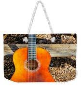 The Not So Old Guitar Weekender Tote Bag