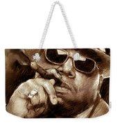 The Notorious B.i.g. Weekender Tote Bag