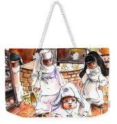 The Nuns Of Toledo 02 Weekender Tote Bag