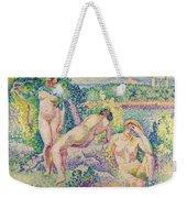 The Nymphs Weekender Tote Bag