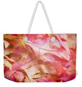 The Oak Leaf Pile Weekender Tote Bag