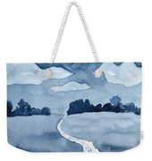 The Obvious Path Weekender Tote Bag