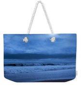 The Ocean Moon Square Weekender Tote Bag