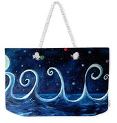 The Ocean, The Moon And The Stars Weekender Tote Bag