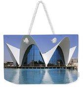 The Oceanografic Valencia Weekender Tote Bag