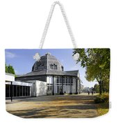 The Octagon - Buxton Pavilion Gardens Weekender Tote Bag