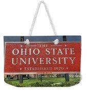 The Ohio State University Weekender Tote Bag