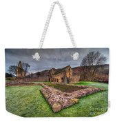 The Old Abbey Weekender Tote Bag