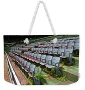 The Old Ballpark Weekender Tote Bag by Frank Romeo