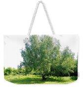 The Old Birch Tree Weekender Tote Bag